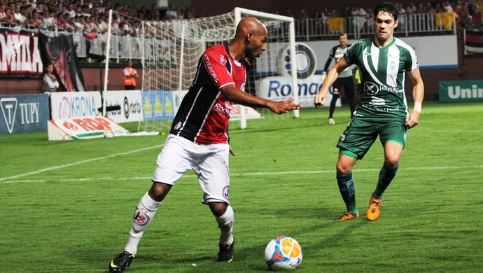 David Metropolitano (Foto: Assessoria/Joinville EC)