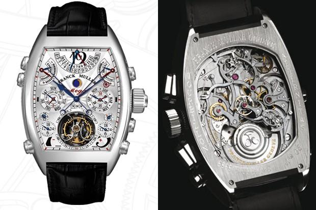f82b10f49 Conheça os 10 relógios mais caros do mundo - GQ
