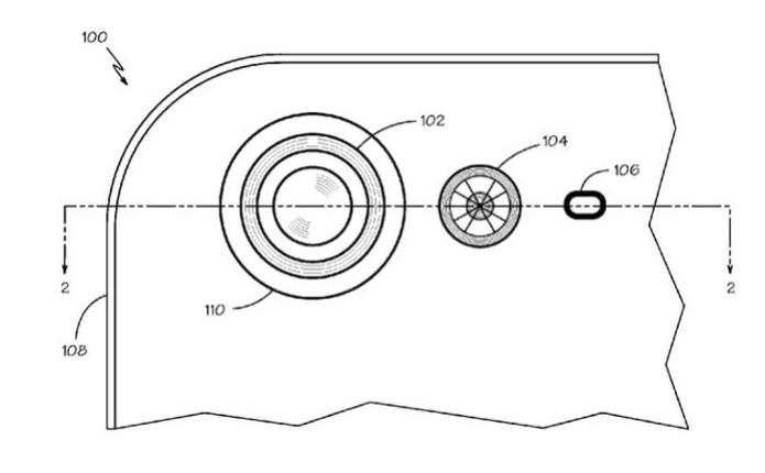 Duas patentes da Apple mostram intenção de lançar lentes para iPhone (Foto: Divulgação/Apple) (Foto: Duas patentes da Apple mostram intenção de lançar lentes para iPhone (Foto: Divulgação/Apple))