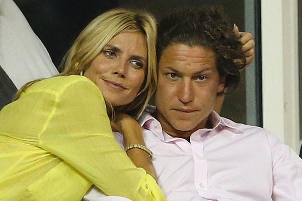 Heidi Klum e Vito Schnabel (Foto: Getty Images)