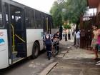 Menino de 5 anos é atropelado por ônibus da Suzantur em São Carlos