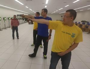BLOG: Técnico colombiano de Felipe Wu está de volta: primeira competição é em maio (corrigido)