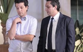 Aguinaldo Silva revela que Crô vai se encantar por Baltazar ao vê-lo nu