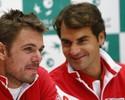 Bem no ranking, Federer e Wawrinka lideram Suíça; veja as quartas de final