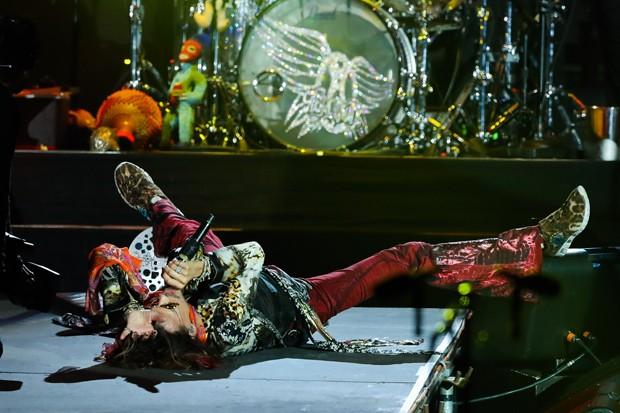 Aerosmith (Foto: Manuela Scarpa/Brazil News)