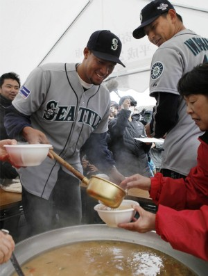 beisebol Hector Noesi Jap&#227;o (Foto: ap)