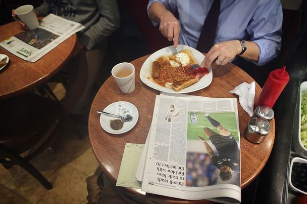 Alimentação - café da manhã (Foto: Getty Images)