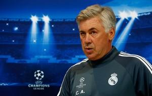 Ancelotti coletiva Real Madrid (Foto: Reuters)