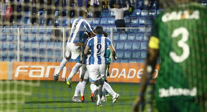 Avaí x Chapecoense  (Foto: Jamira Furlani/Avaí FC)