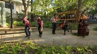 'Lindy hop' é dança original da periferia negra norte-americana
