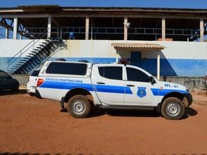 Presos devem retornar em sete dias para o presídio (Foto: Magda Oliveira/G1)