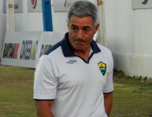 Treinador Ary Marques do Cuiabá (Foto: Assessoria/Cuiabá Esporte Clube)