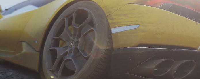 Novos carros estarão em Forza Horizon 2 (Foto: Reprodução/YouTube)