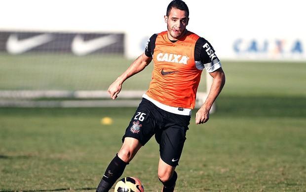 Renato Augusto treino Corinthians (Foto: Rodrigo Coca / Agência Corinthians)