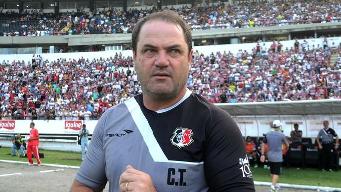 Vica Santa Cruz (Foto: Antônio Carneiro / Pernambuco Press)