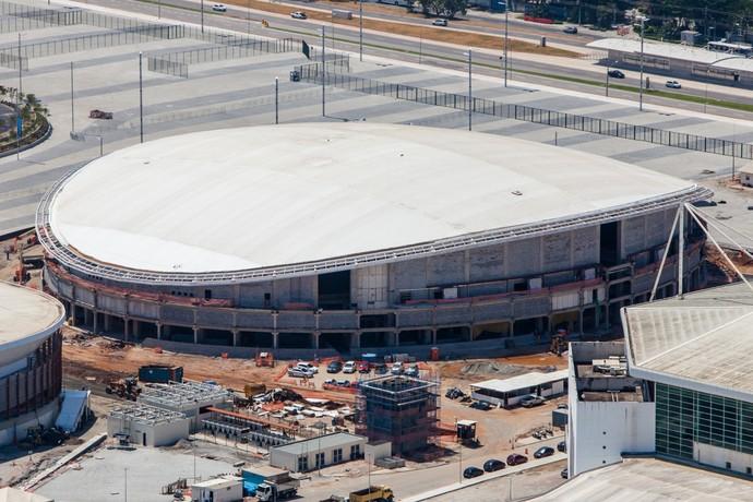 Velódromo Parque Olímpico (Foto: André Motta/Brasil2016.gov.br)