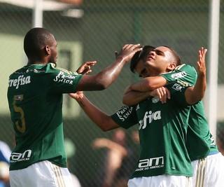 Palmeiras x Mirassol, Palmeiras, Mirassol, sub-20, Guarulhos (Foto: Fabio Menotti / SE Palmeiras)