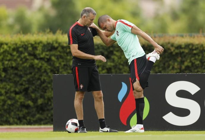Pepe Portugal Eurocopa (Foto: Reuters)