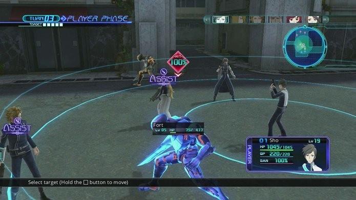Combates são divertidos e dão liberdade ao jogador para escolher a sua equipe (Foto: Divulgação / Atlus)