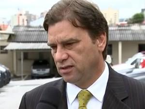 Marcelo Carriel, delegado da Seccional de Sorocaba (Foto: Reprodução/TV TEM)