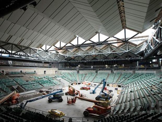 tênis Aberto da Australia Margaret Court Arena  (Foto: Divulgação/Site Tennis.com)