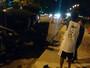 Andrezinho sofre acidente de carro  na Barra da Tijuca, no Rio de Janeiro