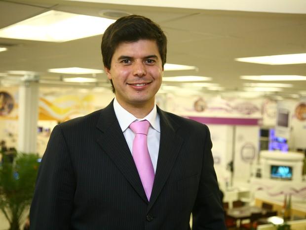 Frederico Trajano, atual diretor-executivo de operações do Magazine Luiza, assume comando da rede em 2016 (Foto: Divulgação)