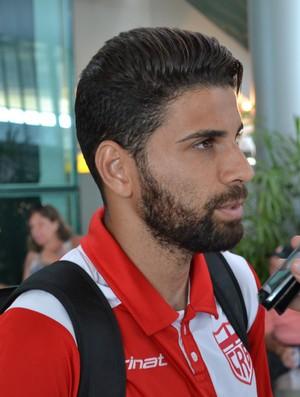 Gerson Magrão CRB (Foto: Jota Rufino/GloboEsporte.com)