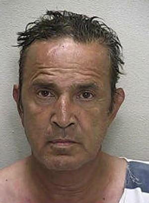 Robert Louis Fabbro roubou cerveja de US$ 1 para que pudesse ser preso (Foto: Divulgação/Marion County Jail)