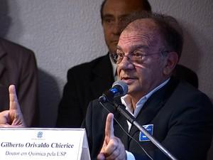 Gilberto Orivaldo Chierice (Foto: Reprodução EPTV)