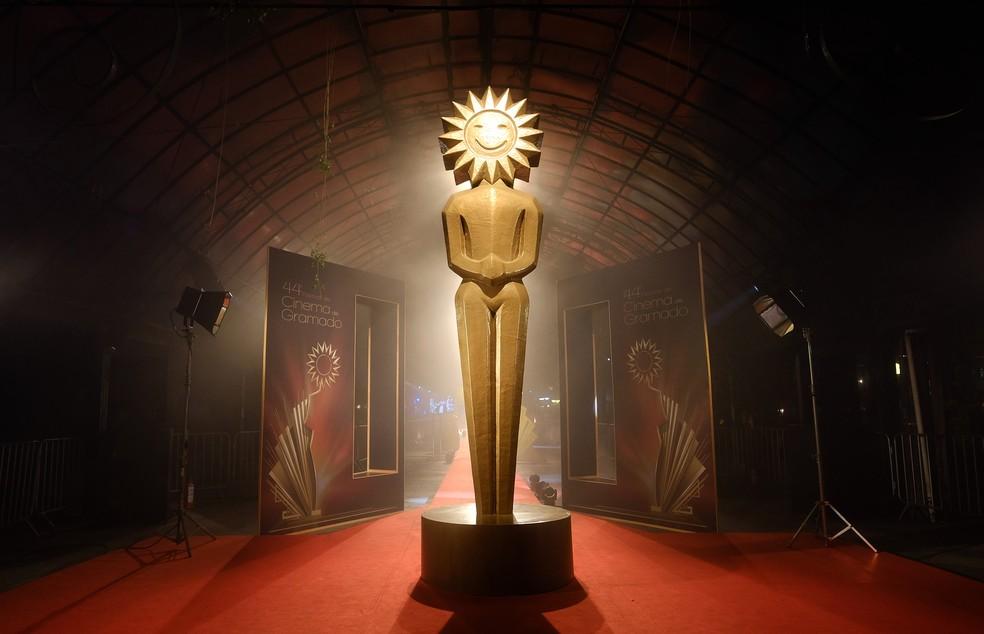 Em 2017, Festival de Cinema de Gramado ocorre de 18 a 26 de agosto (Foto: Edison Vara/Pressphoto)