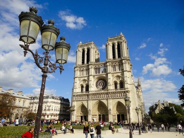 Catedral de Notre Dame (Foto: Reprodução)