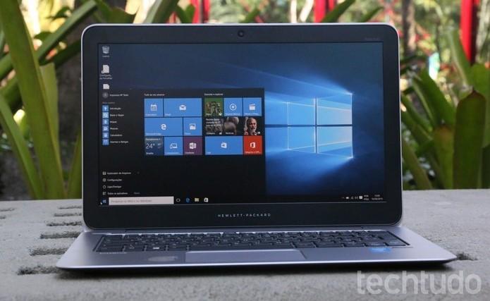 Windows 10 poderá receber primeira grande atualização em 2016 (Foto: Zíngara Lofrano/TechTudo) (Foto: Windows 10 poderá receber primeira grande atualização em 2016 (Foto: Zíngara Lofrano/TechTudo))