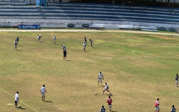 Taubaté treino Joaquinzão (Foto: Divulgação)
