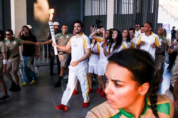 Luan Santana (Foto: Manuela Scarpa/Brazil News)
