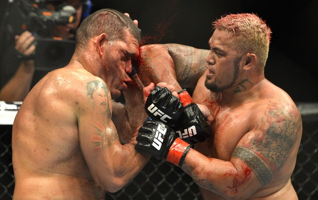 Pezão x Hunt, UFC Fight Night (Foto: Getty)