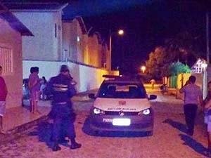 Crime aconteceu na noite desta sexta (24) (Foto: Focoelho.com)