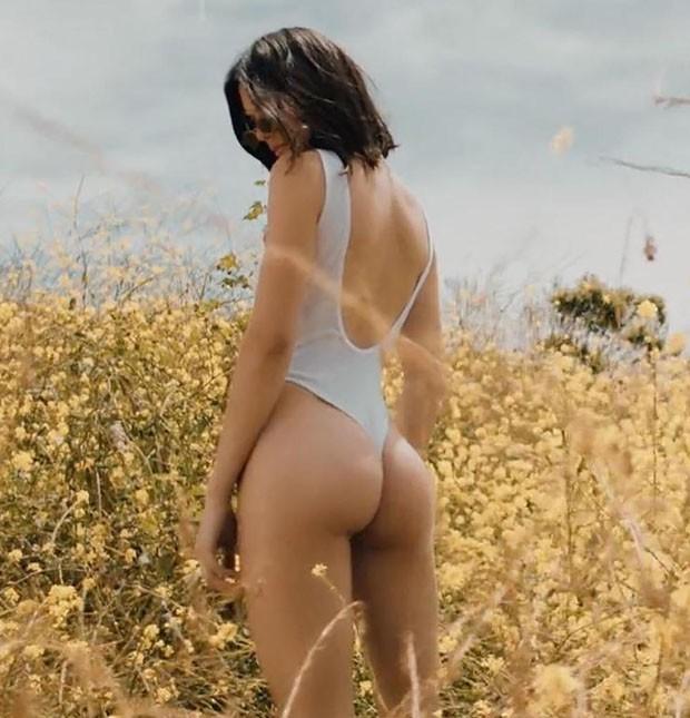 Kendall Jenner (Foto: Reprodução/Drop Two)