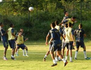 Cuiabá se prepara para a Série C 2013 (Foto: Assessoria/Cuiabá Esporte Clube)