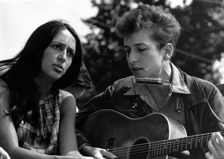 Bob e Joan (Foto: Wikimedia)