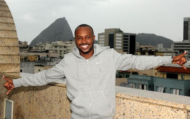 ESPECIAL - thiaguinho cantor  (Foto: André Durão / Globoesporte.com)