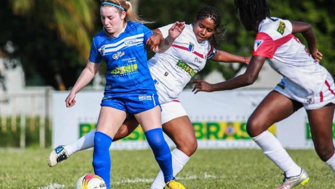 Copa Universitária Futebol Feminino (Foto: Divulgação/CBDU)