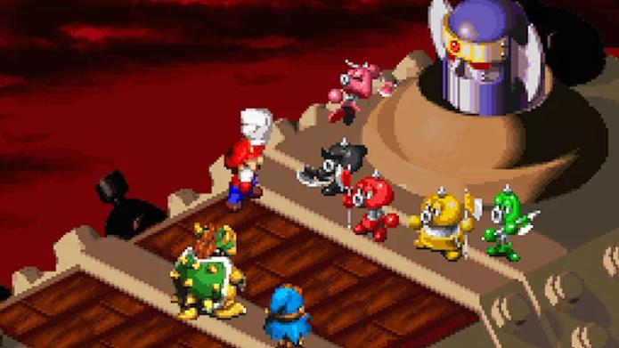 Super Mario RPG (Foto: Reprodução/Retro Gaming)