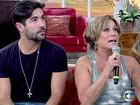 Susana Vieira comenta reconciliação: 'Cinco anos e você já está 'por aqui'!'