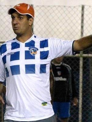 Eduardo Allax, Duque de Caxias (Foto: Divulgação)