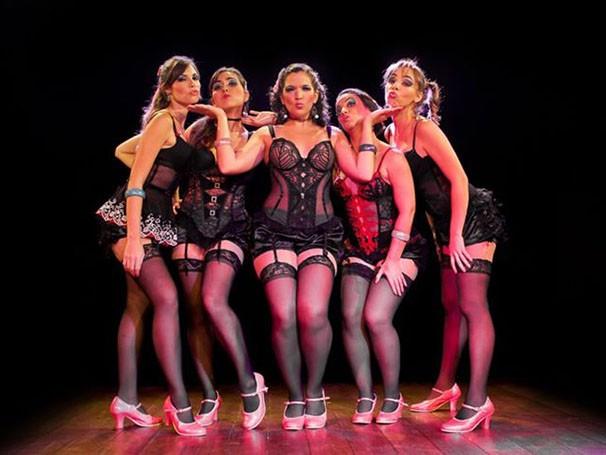 A ideia para o musical foi desenvolvida pelo quinteto (Foto: Divulgação)