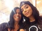 Mãe de Anitta relembra histórias da filha: 'Sempre foi uma guerreira'