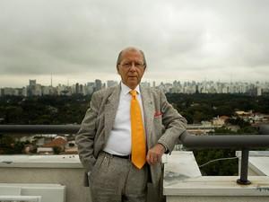 Francesc Petit Reig tinha 79 anos e era diretor e sócio-fundador da DPZ (Foto: Divulgação)