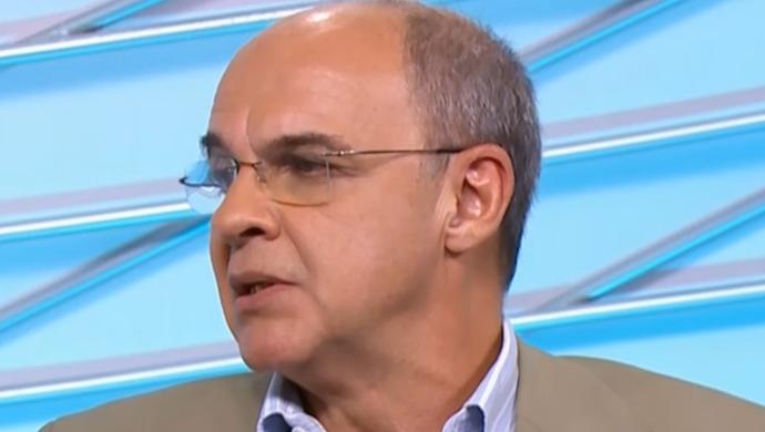 Eduardo Bandeira de Mello (Foto: Reprodução do SporTV)