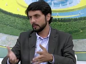 Samuca Silva  (Foto: Reprodução/TV Rio Sul)